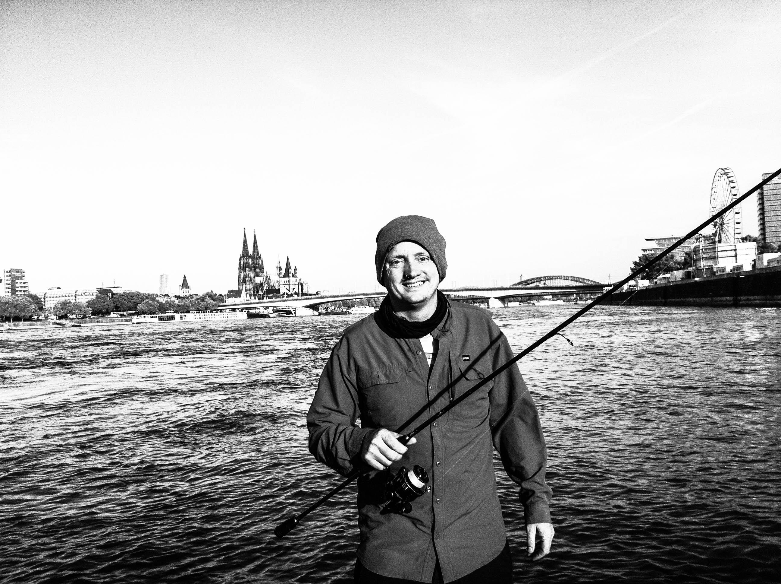 Expedition zum Rhein